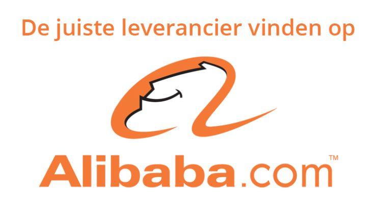 Leverancier op Alibaba