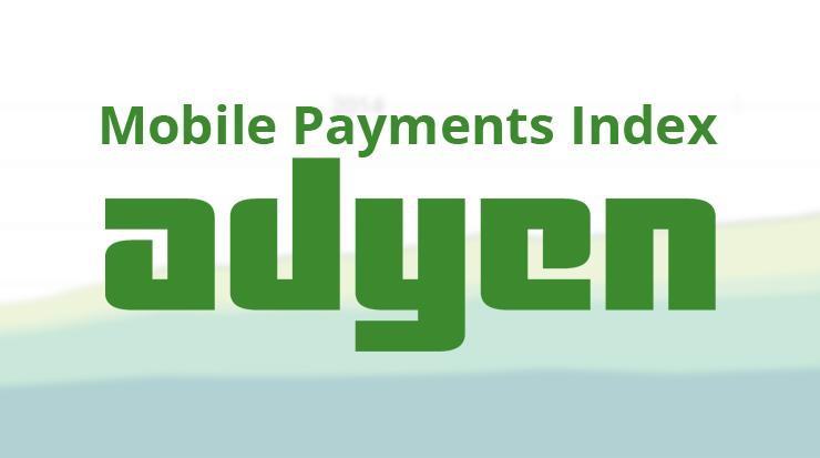 Mobiel verantwoordelijk voor 29% van alle online betalingen