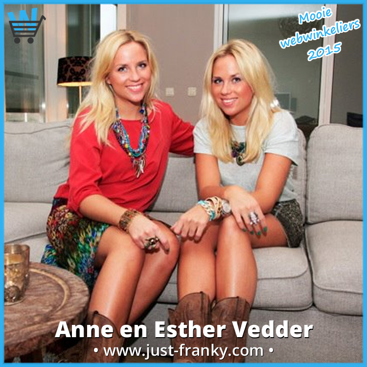 Anne en Esther Vedder