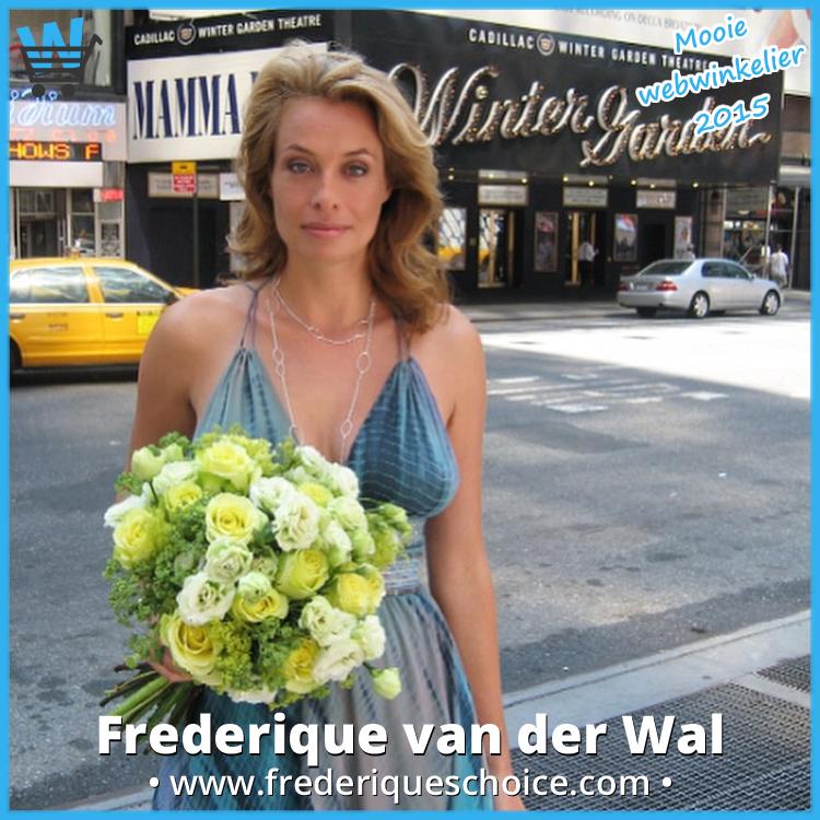 Frederique van der Wal