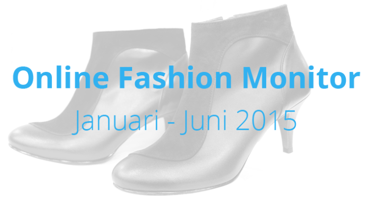 Online Fashion Monitor van Klarna