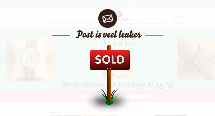 Postisveelleuker.nl overgenomen door Easy2 Groep