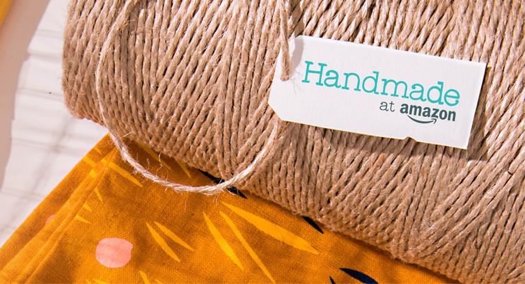 Amazon lanceert Etsy-concurrent Handmade at Amazon