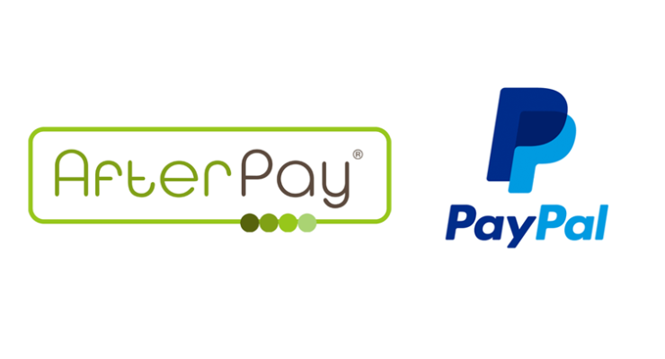 AfterPay en PayPal