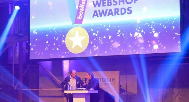 Beslist.nl Webshop Awards