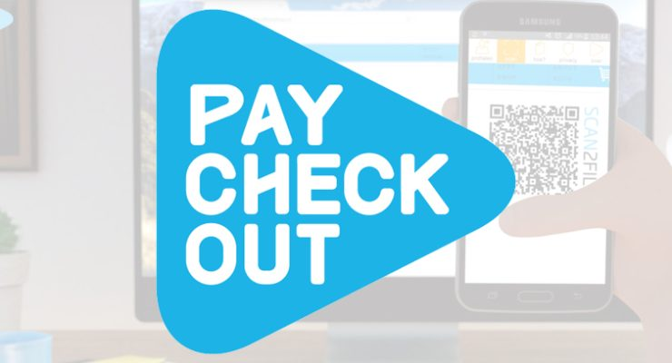 PayCheckout lanceert Scan2Fill