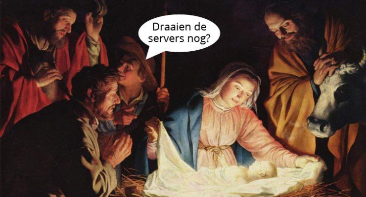 Draaien de servers nog?