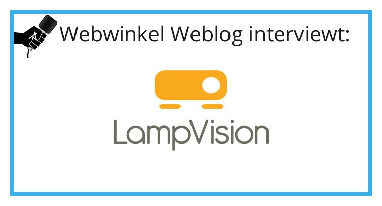 Lampvision: 'De cijfers vind ik het minst interessant'