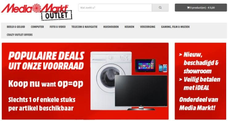 Media Markt Outlet