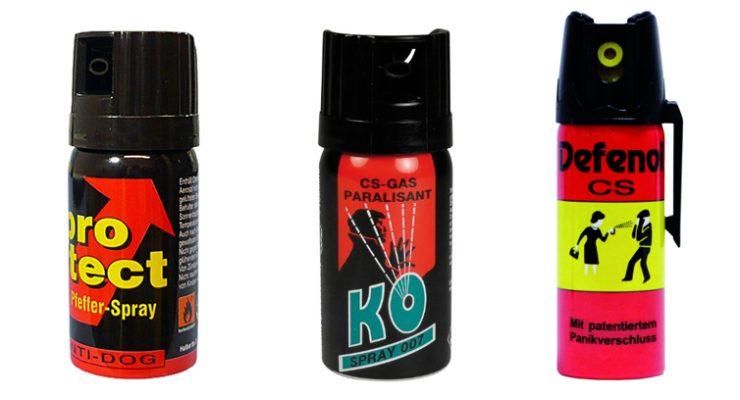 Online pepperspray kopen