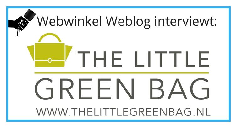 The Little Green Bag: 'vorig jaar 100.000 orders'