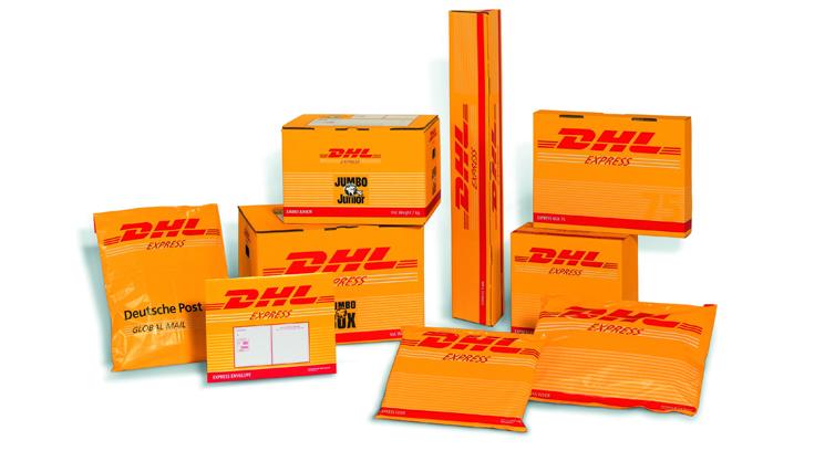 DHL doet 4,5 jaar over pakketje
