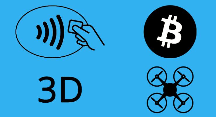 Internetgeneratie verwacht doorbraak contactloos betalen en Bitcoin