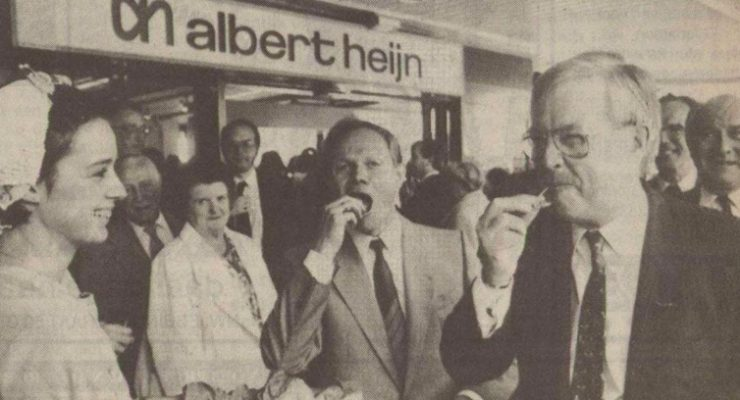 Albert Heijn 1987
