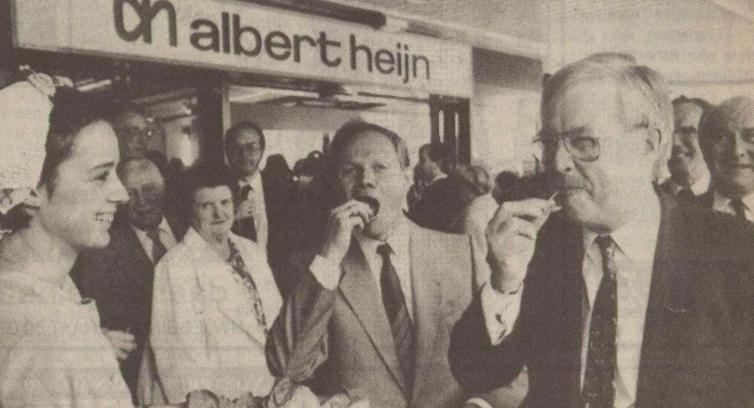 Interview uit 1987 weerspiegelt mooi het retail-landschap van nu