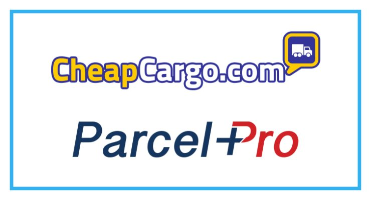 Cheapcargo + Parcel Pro