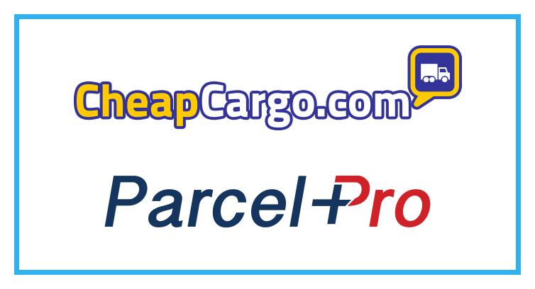CheapCargo in zee met Parcel Pro