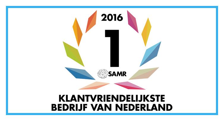 Coolblue klantvriendelijkste webwinkel van Nederland