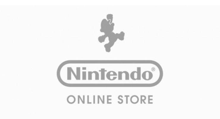 Nintendo Online Store