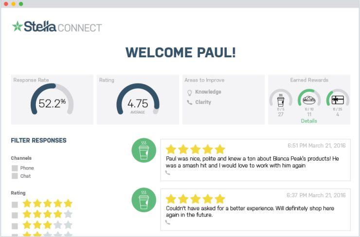Stella Connect - feedback