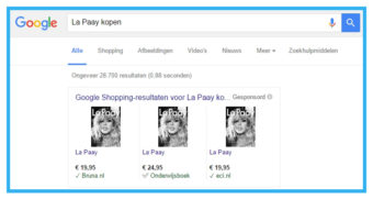 La Paay kopen