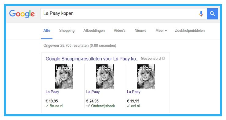 Wat worden de gevolgen van Google Shopping uit de zoekresultaten?