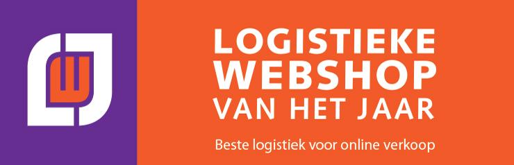 Logistieke Webshop van het Jaar 2018