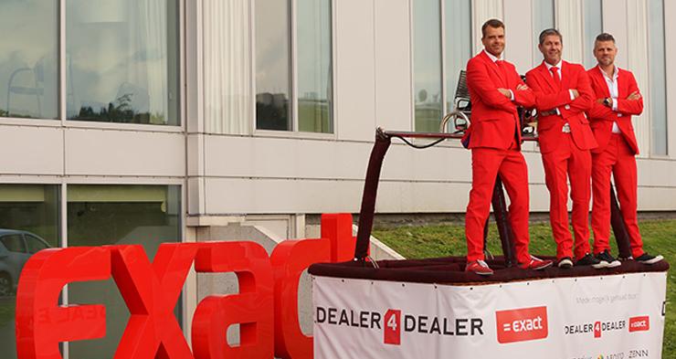 Dealer4Dealer lanceert xCore op Exact-event