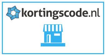Kortingscode.nl opent pop-upstore