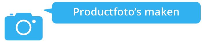 Productfoto's maken