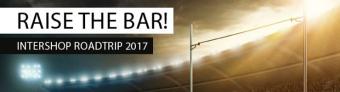 Intershop Roadtrip 2017 - Raise the bar