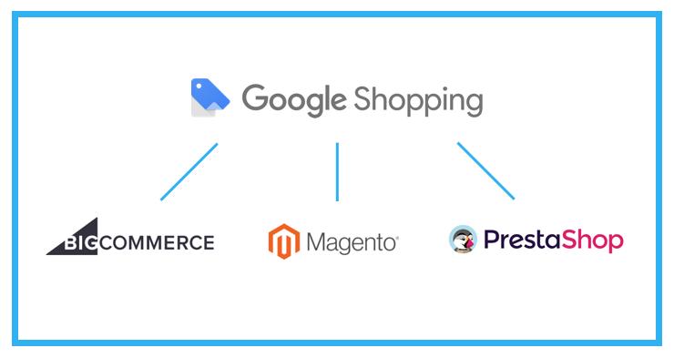 Google Shopping ondersteunt nu ook Magento