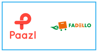 Paazl & Fadello same-day-delivery