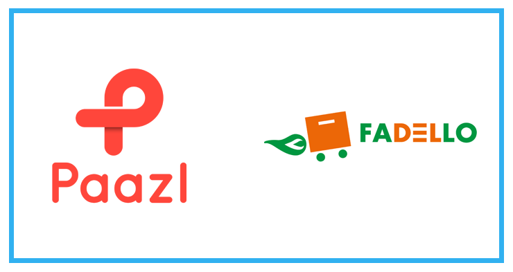 Fadello biedt same-day-delivery via Paazl