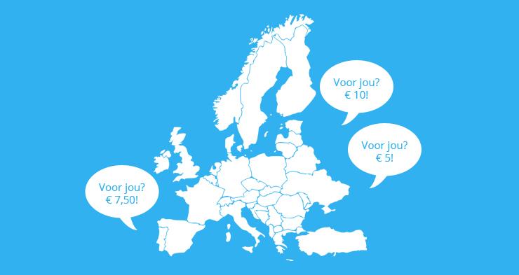 Europa staat geo-blocking niet langer toe