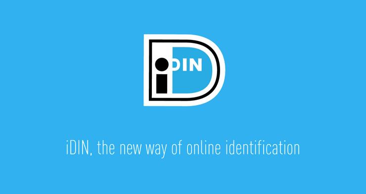iDin laat klant veilig inloggen bij webwinkel