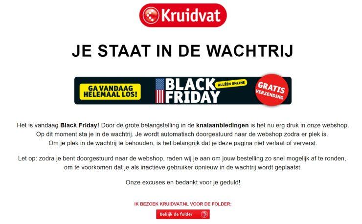 Kruidvat - website