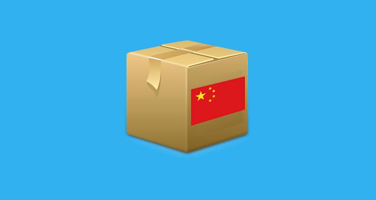 Bestellen uit China wordt mogelijk duurder