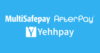 MultiSafepay, Afterpay en Yehhpay