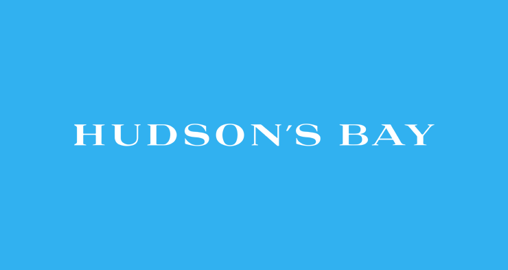 De webshop van Hudson's Bay