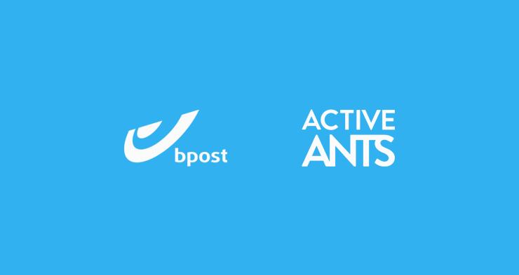 Active Ants overgenomen door Bpost