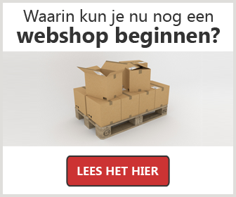 webwinkel beginnen