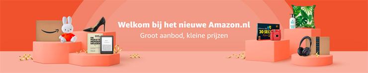 """Amazon.nl: """"Groot aanbod, kleine prijzen"""""""