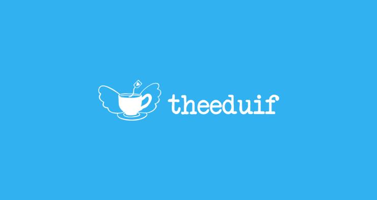 Theeduif: 'faciliteren ook nu persoonlijk contact'