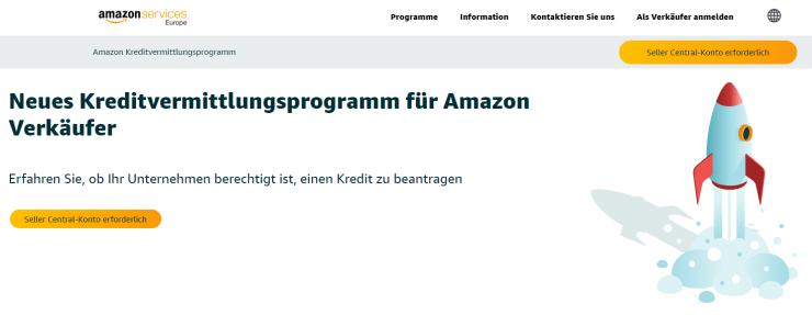 Geld lenen bij ING via Amazon.