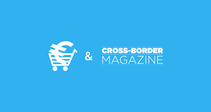 Ecommerce News Europe partnert met Cross-Border Magazine
