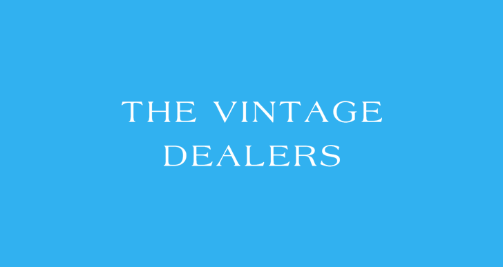Webwinkel The Vintage Dealers opent stenen winkels