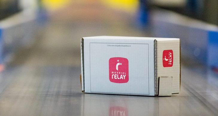 Mondial Relay breidt uit naar Nederland