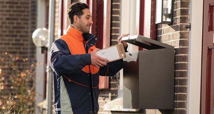 PostNL verkoopt pakketkluis aan huis
